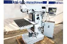 Toolroom Milling Machine - Universal Deckel - FP 3 photo on Industry-Pilot
