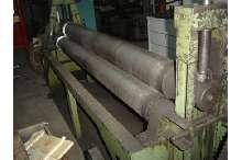 Plate Bending Machine - 3 Rolls NN - 2000 photo on Industry-Pilot