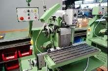 Knee-and-Column Milling Machine - univ. Aciera - F3 photo on Industry-Pilot