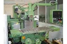 Knee-and-Column Milling Machine - univ. Alcor - x photo on Industry-Pilot