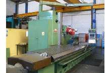 Bed Type Milling Machine - Vertical Novar - KBF 4000 photo on Industry-Pilot
