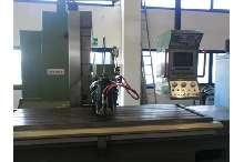 Bed Type Milling Machine - Vertical Novar - KBF 2500x800 SLECA 1200 photo on Industry-Pilot