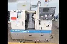 Токарный станок с ЧПУ Okuma - SPACE TURN LB200-M OSP-E100L купить бу
