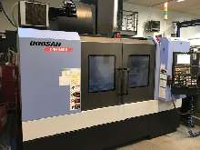 Обрабатывающий центр - вертикальный DOOSAN DNM 650-II купить бу