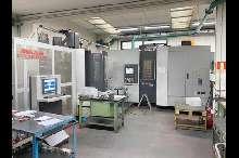 Обрабатывающий центр - горизонтальный Mori Seiki - NH 5000 DCG купить бу