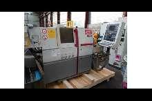 Прутковый токарный автомат продольного точения Traub TNL12 купить бу