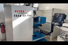 Фрезерно-расточный станок Trak - SX 750 купить бу