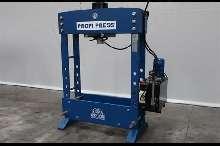 Tryout Press - hydraulic Profi Press - 100T M/H-M/C 2 photo on Industry-Pilot