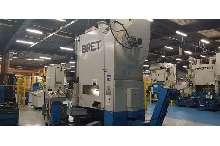 Волочильный пресс - механический - двухстоечный Bret - 2 PAM 12 купить бу