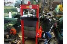 Tryout Press - hydraulic NN - 20 T купить бу