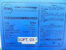 Frequency converter  Stöber FDS 1070B plus Drive Com 400V 10A 7kVA Soft.D3.1 TESTED photo on Industry-Pilot