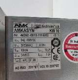 Frequency converter  AMK AMKASYN KW10 KW 10 + KW-R03 Servo Drive TESTED TOP ZUSTAND photo on Industry-Pilot