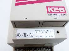Frequency converter  KEB F5 09.F5.B3B-3A0A 09F5B3B-3A0A + 00.F5.060-1000 1,5kw 400V Keyboard TESTED photo on Industry-Pilot