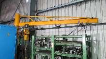 Поворотный кран на колонне  500 kg фото на Industry-Pilot