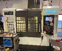 Обрабатывающий центр - вертикальный KITAMURA MYCENTER-4XD купить бу