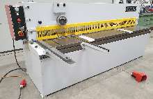 Hydraulic guillotine shear  Safan HS 255-4 photo on Industry-Pilot