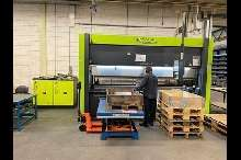 Press Brake hydraulic Safan E Brake 100 3100 photo on Industry-Pilot