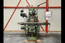 Knee-and-Column Milling Machine - univ. Correa F2U-E photo on Industry-Pilot