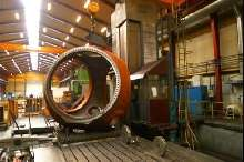 Floor-type horizontal boring machine WMW BP 160 photo on Industry-Pilot