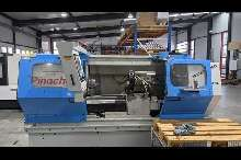 CNC Turning Machine Pinacho Mustang 255 photo on Industry-Pilot