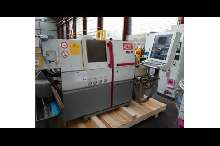 Прутковый токарный автомат продольного точения Traub TNL 12 купить бу