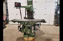Knee-and-Column Milling Machine - univ. Dufour F230 photo on Industry-Pilot