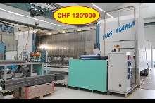 Обрабатывающий центр - горизонтальный Axa VHC-50-6000-M/2E купить бу