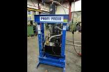 Tryout Press - hydraulic Profi Press 30-2V купить бу
