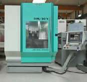 Machining Center - Universal DMG DMU 50 V photo on Industry-Pilot