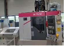 Обрабатывающий центр - универсальный STAMA MC 726 / MT 840 D купить бу