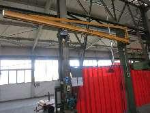 Поворотный кран на колонне STAHL 500 kg купить бу