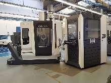 Обрабатывающий центр - вертикальный DMG MORI CMX 800 V купить бу