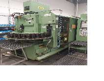 Gearwheel hobbing machine vertical LORENZ LF 151 photo on Industry-Pilot