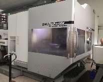 Обрабатывающий центр - универсальный DMG-DECKEL-MAHO DMU 125 P duoBlock купить бу