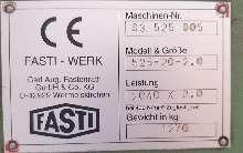 Гильотина механическая Fasti 525-20-2 фото на Industry-Pilot
