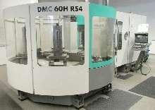 Обрабатывающий центр - горизонтальный DECKEL MAHO DMC 60 H / RS4 RS 4 купить бу