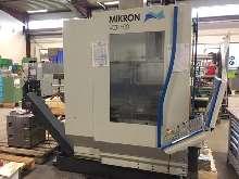 Обрабатывающий центр - вертикальный MIKRON VCP 600 купить бу