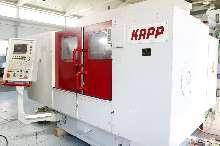 Зубошлифовальный станок торцовочный KAPP VUS 55 P купить бу