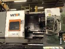 Токарный станок с наклонной станиной с ЧПУ VICTOR VTurn 36 фото на Industry-Pilot