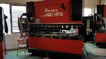 Листогибочный пресс - гидравлический AMADA HFE 80-25 купить бу
