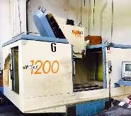 Обрабатывающий центр - вертикальный FAMUP MCX1200 купить бу