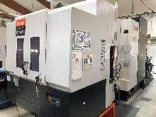 Обрабатывающий центр - горизонтальный MAZAK HC NEXUS 5000-II купить бу