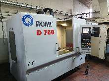 Machining Center - Vertical Romi D760 photo on Industry-Pilot