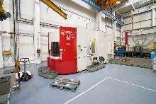 Обрабатывающий центр - горизонтальный STARRAG HECKERT HEC 800 H/V Athletic купить бу