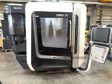 Обрабатывающий центр - универсальный DMG MORI DMU 50 купить бу