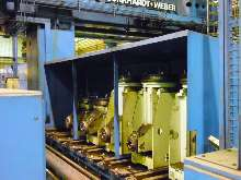 Gantry Milling Machine BURKHARDT WEBER HYOP 750 photo on Industry-Pilot