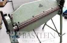 Листогиб с поворотной балкой KRAMER AMS 1000/1,5 фото на Industry-Pilot