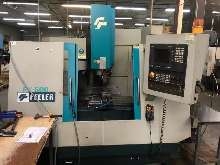 Machining Center - Vertical FEELER FV 600 photo on Industry-Pilot