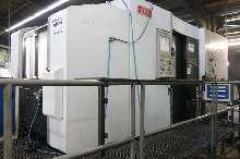 Обрабатывающий центр - горизонтальный MORI SEIKI NMH 5000 DCG / 50 купить бу