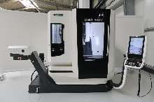 Machining Center - Vertical DMG MORI CMX 600 V photo on Industry-Pilot
